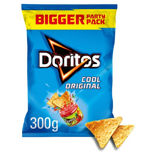 Doritos Cool Original Tortilla Chips 300G