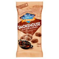 Blue Diamond Smokehouse Almonds 65G