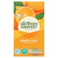 Growers Harvest Orange Juice 1 Litre