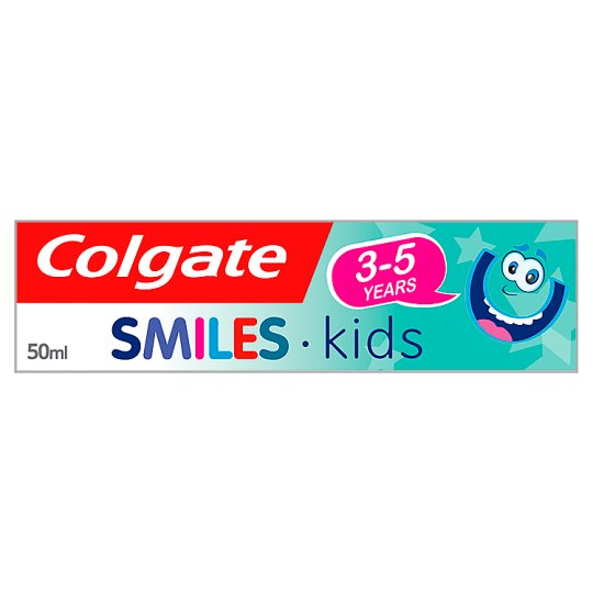 image 1 of Colgate Smiles 3 To 5 Years Kids Toothpaste 50Ml