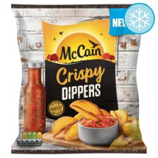 Mccain Crispy Taco Fries 650G