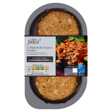 Tesco Finest 2 Thai Prawn Fishcakes 290G