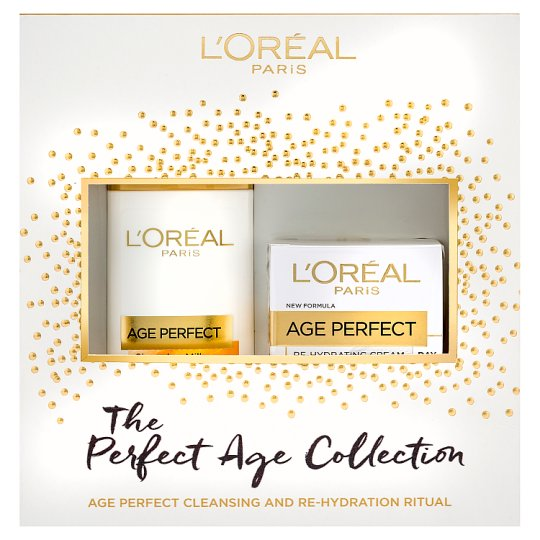 image 1 of L'oreal Age Perfect Christmas Gift Set