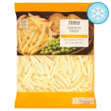 Tesco French Fries 900G