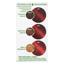 Garnier Nutrisse Ultra Color Infrared7.6Red