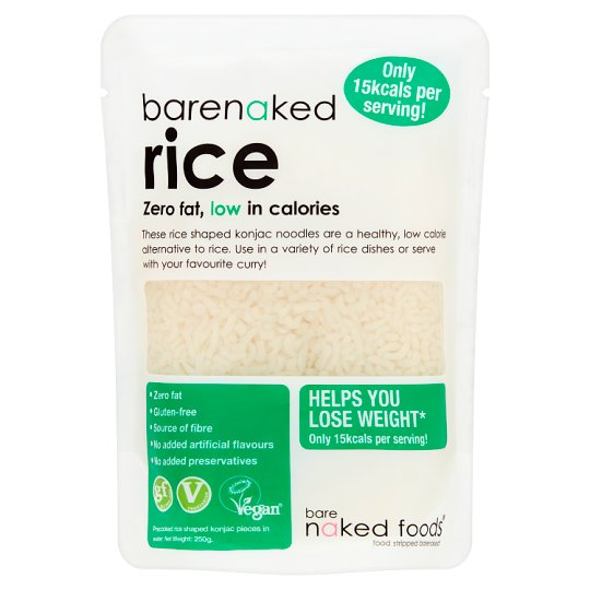 Barenaked Rice 380G