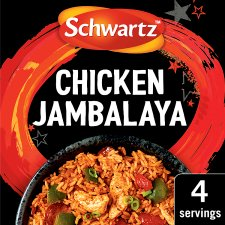Schwartz Chicken Jambalaya Packet Mix 35G