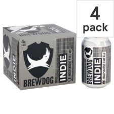 Brewdog Indie Pale Ale 4X330ml