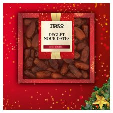 Tesco Deglet Nourishing Dates 400G
