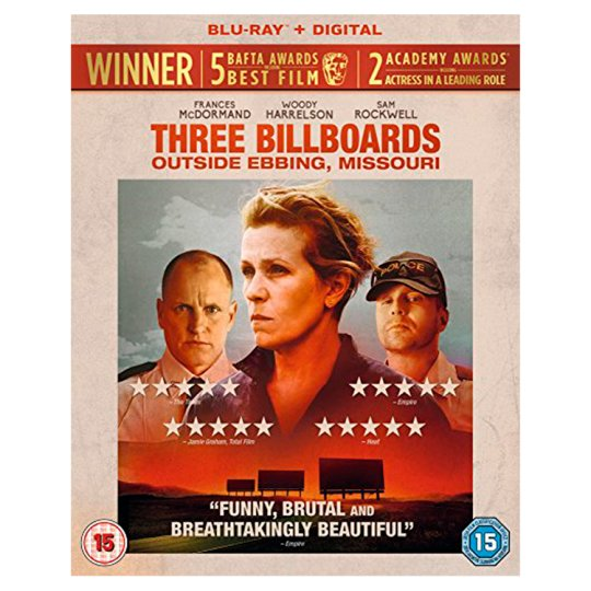 Three Billboards Outside Ebbing Missouri Bd