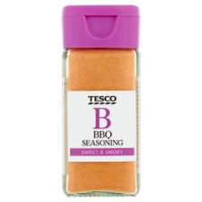 Tesco Bbq Seasoning 65G