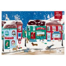 Tesco Advent Calendar For Dogs 130G