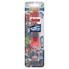 Avengers Firefly Light And Sound Toothbrush