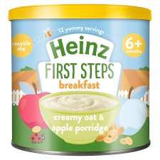Heinz Oat And Apple Porridge 240G