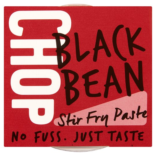 Chop Black Bean Stir Fry Paste 50G