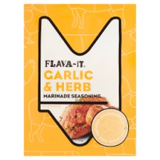 Flava-It Garlic, Herb & Butter Marinade 35G
