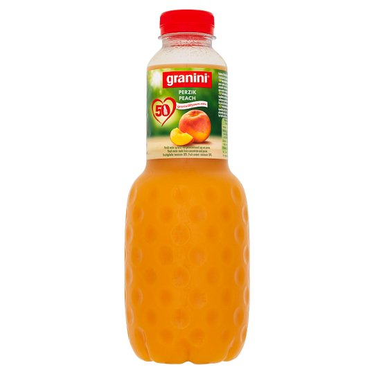 Granini Peach Drink 1Ltr - Groceries - Tesco Groceries