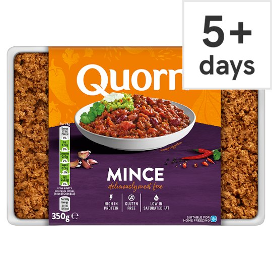 Quorn Meat Free Mince 350G