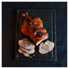 Tesco Finest British Easy Carve Duck with a Morello Cherry and Kirsch Glaze 1.6kg, Serves 5