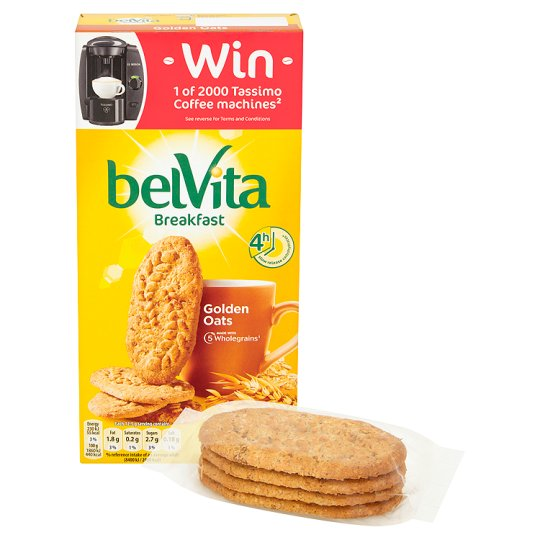 Belvita Golden Oats Biscuits 300G