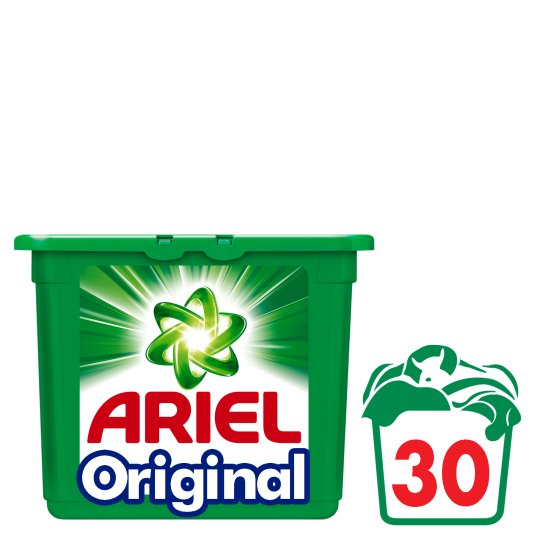 Ariel 3In1 Pods Washing Capsules 30 Washes