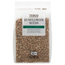 Tesco Sunflower Seeds 300G