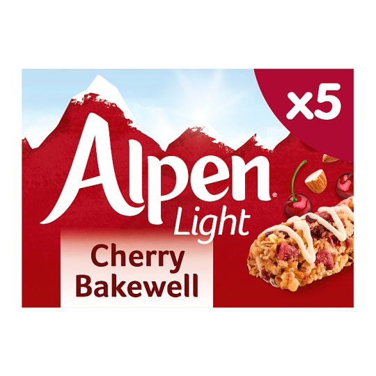 Image result for alpen cherry bakewell