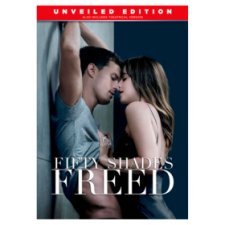Fifty Shades Freed Dvd (Includes Bonus)