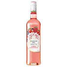Blossom Hill Spritz Raspberry And Blackcurrant 75Cl