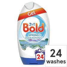 Bold Washing Gel White Lily 24 Washes 888Ml