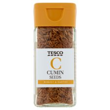 Tesco Whole Cumin Seeds 37G