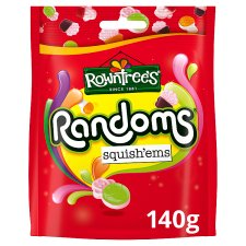 Rowntrees Randoms Squish'ems 140G