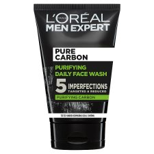 L'Oreal Men Expert Charcoal Face Wash 100Ml