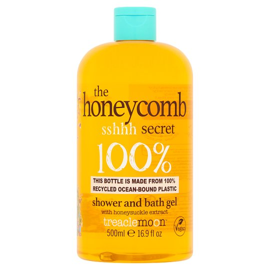 Treaclemoon Honeycomb Bath And Shower Gel 500Ml