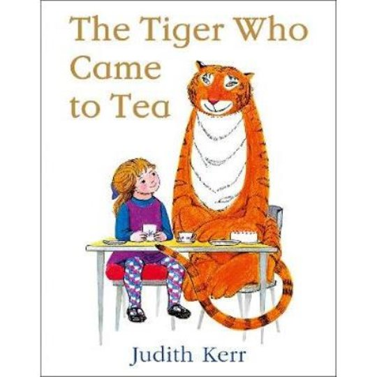 Judith Kerr The Tiger Who Came To Tea
