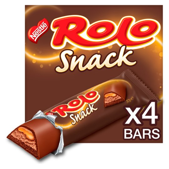 Rolo Mousse Snack Bar 4X30g