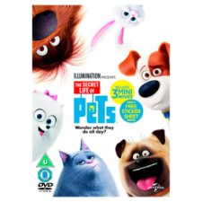 The Secret Life Of Pets Dvd