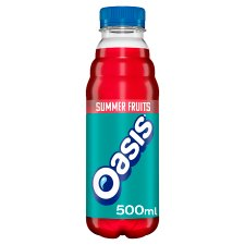 Oasis Summer Fruits 500 Ml