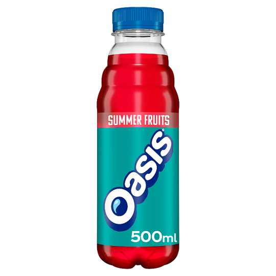 image 1 of Oasis Summer Fruits 500 Ml