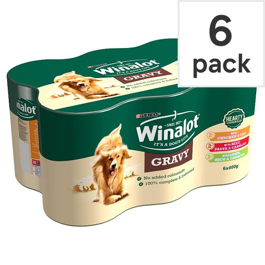 Winalot Classics Lamb/Ckn/Duck In Jelly 6X400g