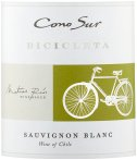 Label for Cono Sur Bicicleta Sauvignon Blanc 75cl