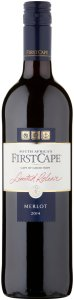 First Cape Limited Release Merlot 750ml