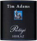 Label for Tim Adams Protégé Shiraz 75cl