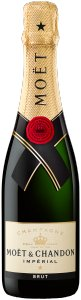 Moët & Chandon Impérial Champagne Brut 37.5cl (Half Bottle)