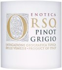 Label for Orso Pinot Grigio 75cl
