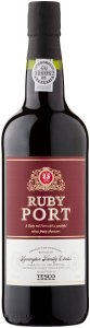 Tesco Ruby Port 75cl