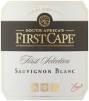 Label for First Cape First Selection Sauvignon Blanc 750ml