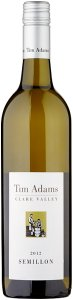 Tim Adams Semillon, Clare Valley, Australia 2012