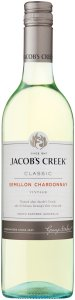 Jacob's Creek Semillon-Chardonnay White Wine 75cl