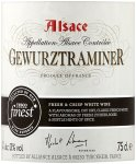 Label for Tesco finest* Alsace Gewürztraminer 75cl